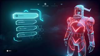 Tron run//r  PS4 Pro gameplay 1080P