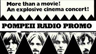 Pink Floyd: Live at Pompeii radio promo