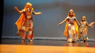 Arya Dance Spring Show- Ban Than Chali