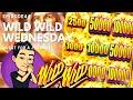★WILD WILD WEDNESDAY!★ QUEST FOR A JACKPOT [EP 44] 🤠 WILD WILD NUGGET Slot Machine (Aristocrat)