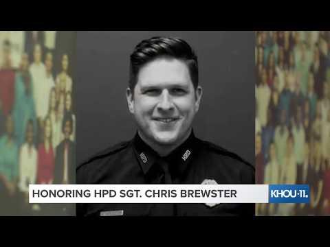 LIVE COVERAGE: Funeral Service For Fallen HPD Sgt. Chris Brewster
