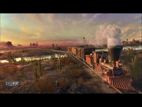 BUILD MY NEW RAILYWAY STATION..........RAILWAY EMPIRE.. GAME PLAY #1 |