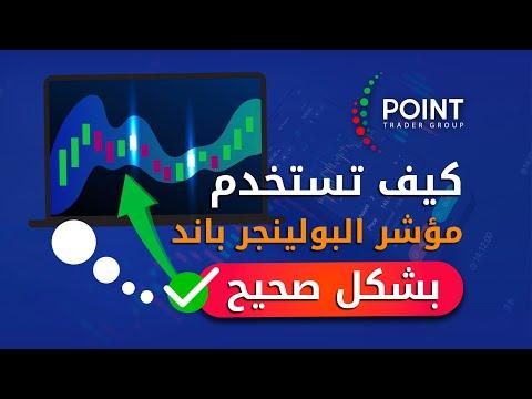 كيف تستخدم مؤشر البولينجر باند بشكل صحيح | Point Trader Group
