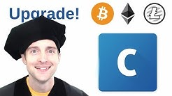Coinbase Account Upgrade Tutorial for Full Trading and Lower Fees with GDAX!