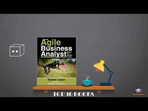 Top 10 Books for Business Analyst