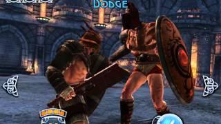 blood & glory 2 legend : battle 7-3 gameplay on ipad retina display hd