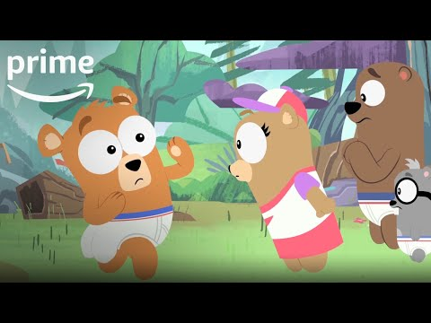 Bear in Underwear - Summer Is Over | Amazon Kids
