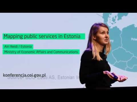Service State - Mapping public services in Estonia