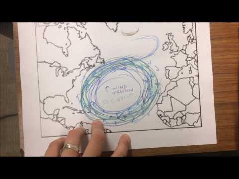 Coriolis Effect's on Trade Routes