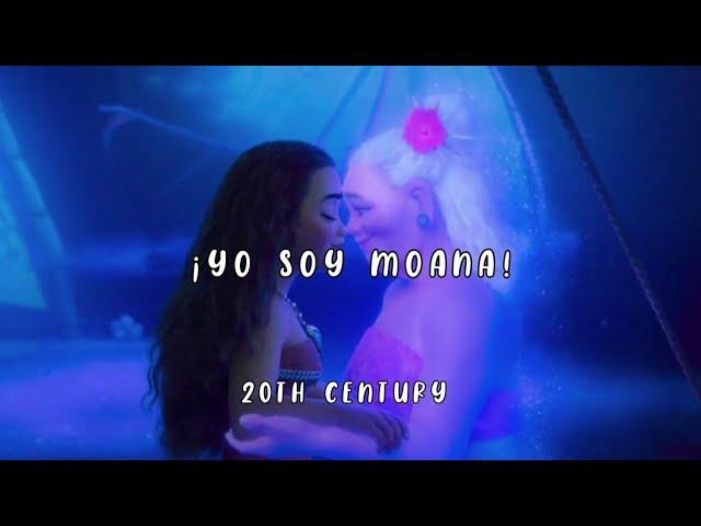 moana - yo soy moana - canto ancestral chords - chordify