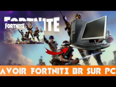 [tuto FR]COMMENT TELECHARGER FORTNITE BATTLE ROYAL SUR PC