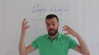 Ep3- English in English
