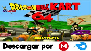 Dragon Ball Kart 64 / Mario / InfiniTube
