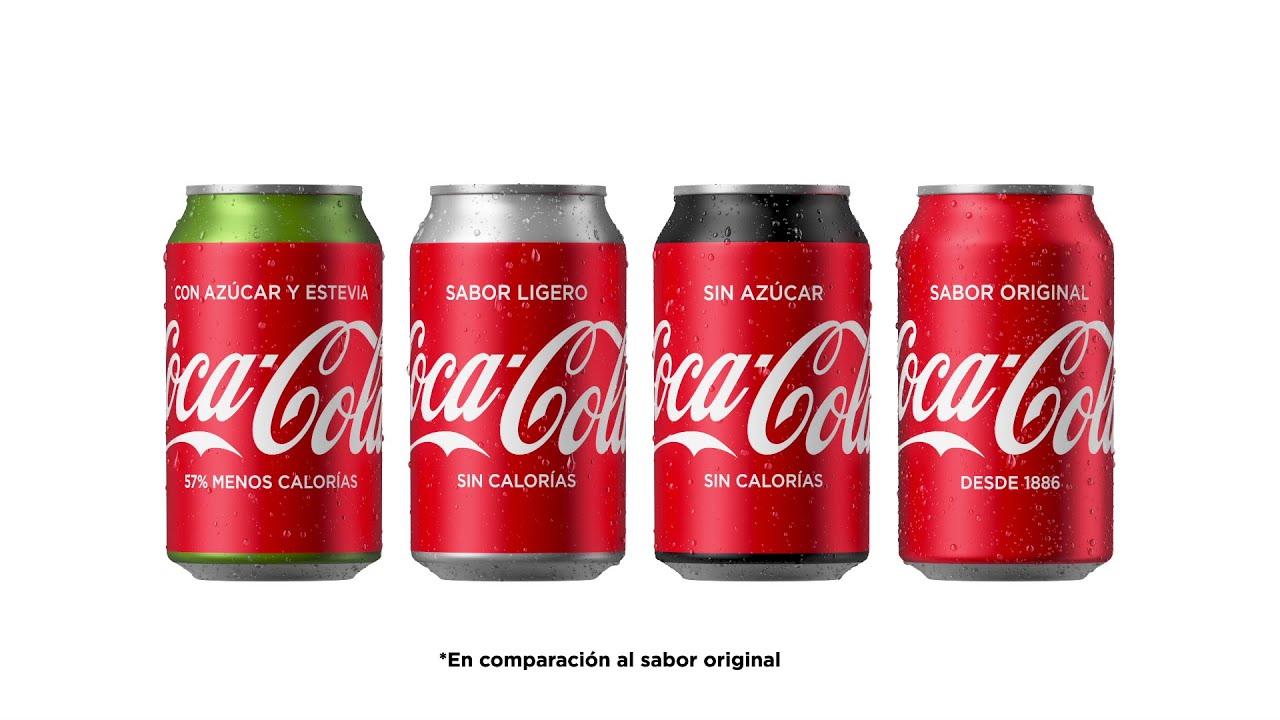 Coca-Cola Colombia: 4 Latas #UnaMismaSensación - YouTube