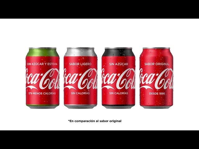 Coca-Cola Colombia: 4 Latas #UnaMismaSensación