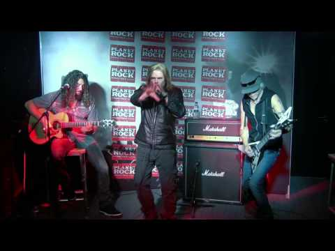 Michael Schenker's Temple Of Rock - Lord Of The Lost and Lonely (Planet Rock Live Session)