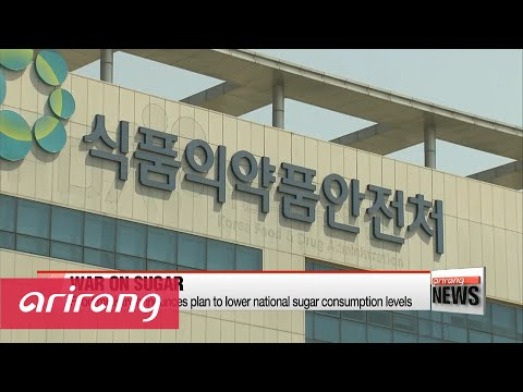 Korea announces 'war on sugar' to tackle rising obesity and diabetes rates