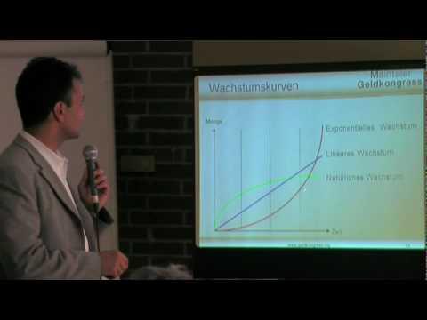 Innovative Geldsysteme Auswege Finanzkrise Vortrag 2010