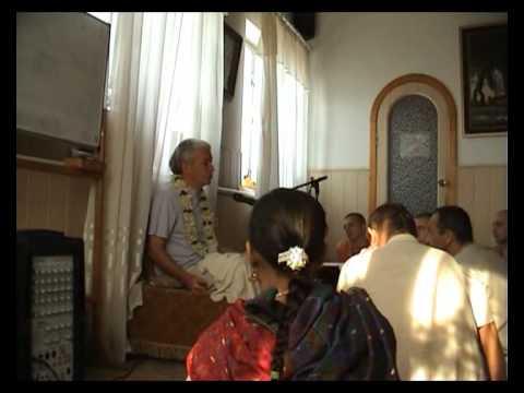 Шримад Бхагаватам 5.6.7 - Чайтанья Чандра Чаран прабху