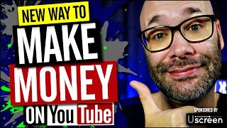 How To Make Money on YouTube Using UScreen