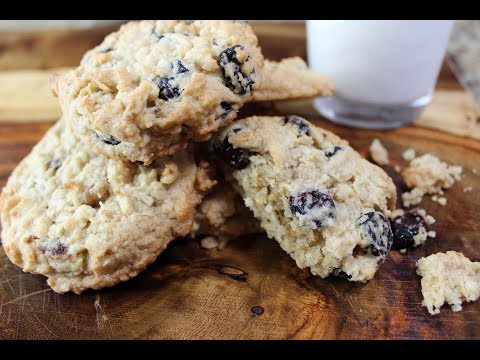 Oatmeal-Coconut-Cranberry-Walnut Cookies. My favorite cookie!