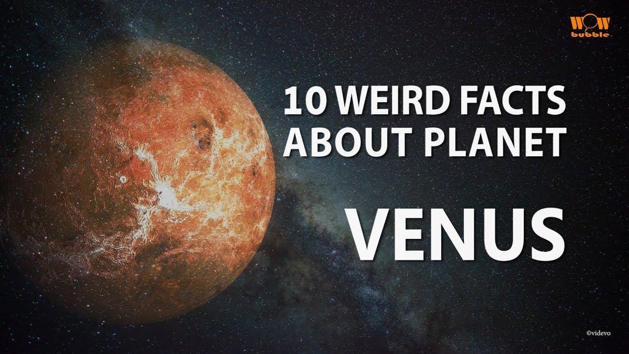venus planet facts - 1280×720