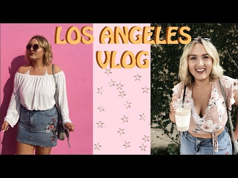 ☆ TRAVEL VLOG: LOS ANGELES & MALIBU ☆