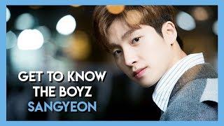 an helpful guide to the boyz sangyeon