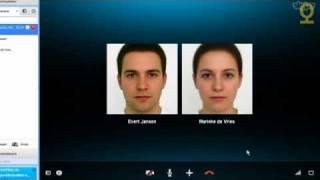 Groepsgesprekken opzetten in Skype