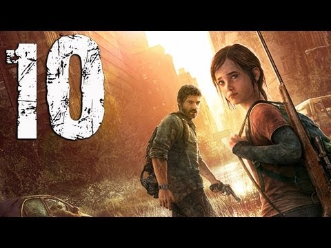 "The Last of Us - Gameplay Walkthrough Part 10 - Massachusetts State House ""Last of Us Walkthrough"""