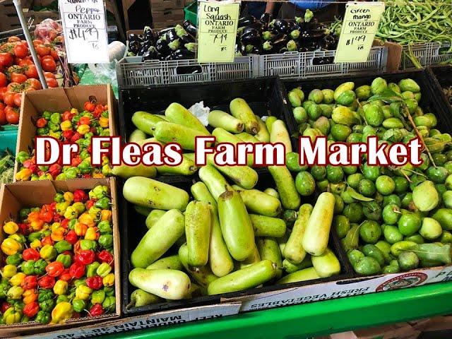 Dr Fleas Farm Market #Gallivanting | CaribbeanPot.com