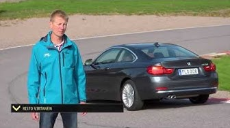Testissä BMW:n uusi 4-sarja  (Teknari 17/2013)