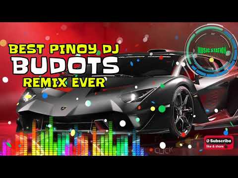 BUDOTS Bass Boosted BEST PINOY DJ NON-STOP 1-HOUR Battle REMIX