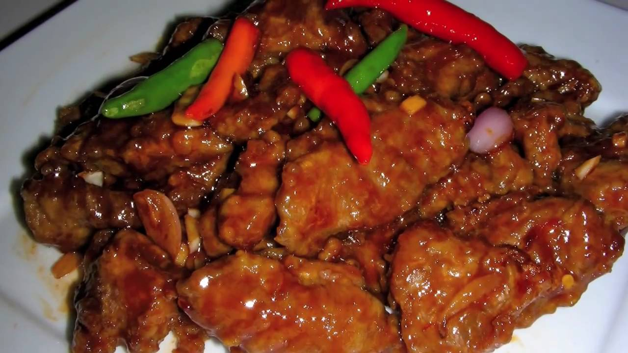 Beijing beef recipe like panda express chinese food youtube forumfinder Choice Image