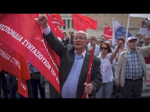 Greece Passes New Austerity for New Loans