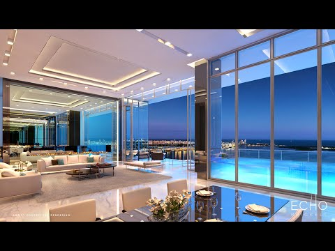 Top 10 - Most expensive penthouses in the world