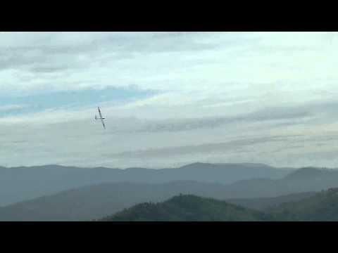 Pilatus B4 Glider Slope Soaring