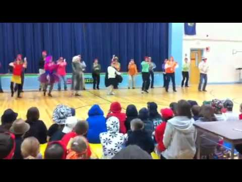 Thomas Fleming School Teachers Dance