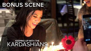 KUWTK | Kim K. Gives Kourtney a Sweet Birthday Surprise! | E!