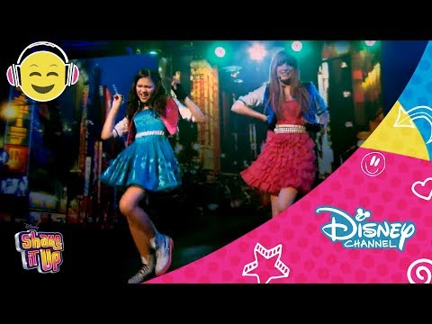 Disney Channel España | Videoclip  Bella Thorne y Zendaya - Made In Japan