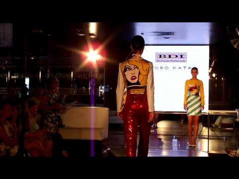 B D I  Budapest School of Fashion  Kata Dobó