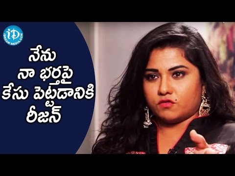 Jyothi Reveals Reason Behind Her Divorce || Talking Movies With iDream
