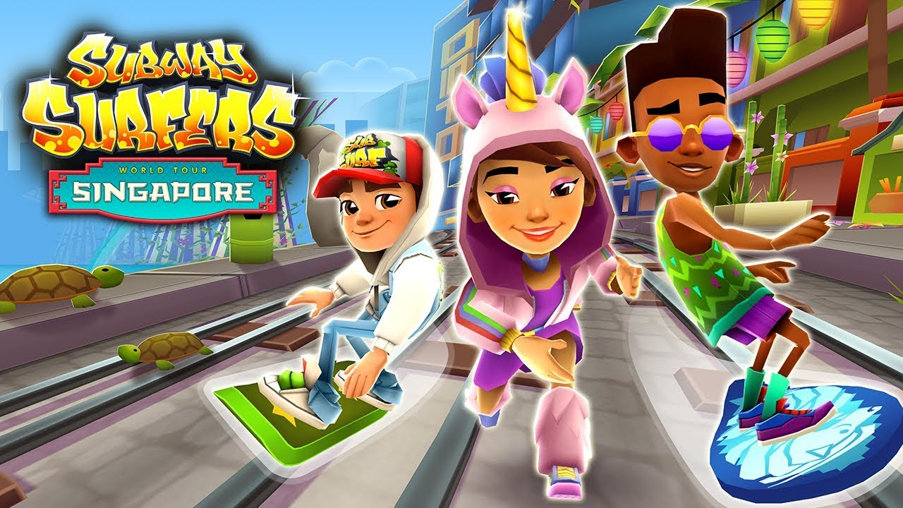 surfers subway surfers