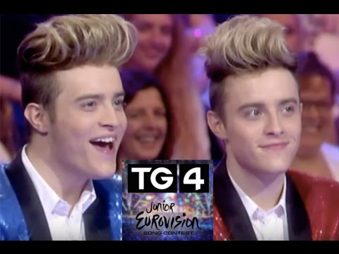Junior Eurovision Éire First Heat   Featuring Jedward