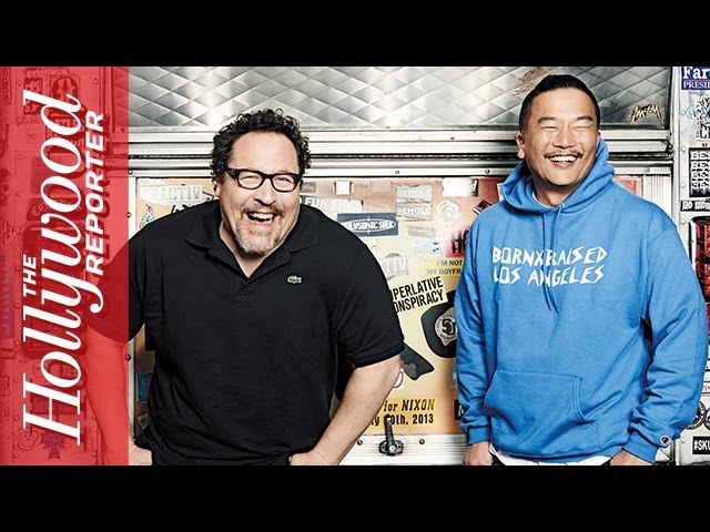 Jon Favreau & Roy Choi on Chef Inspiration: Rule Breakers - clipzui.com
