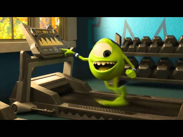 monsters university pelicula completa parte 1 Videos De Viajes