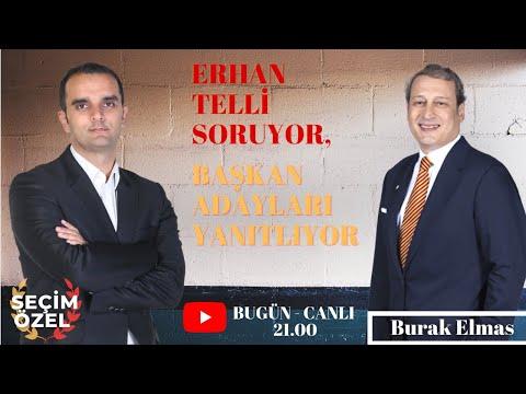 Galatasaray Seçim Özel - Başkan Adayı Burak Elmas