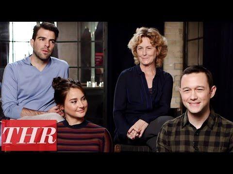 Joseph Gordon-Levitt, Shailene Woodley, & More: Unraveling Oliver Stone's 'Snowden' | TIFF 2016