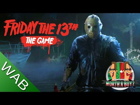Friday 13th Game Review (PC) - Worthabuy?