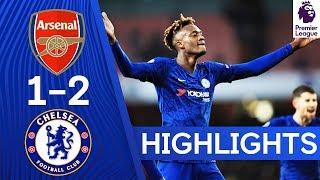 Arsenal 1-2 Chelsea | Tammy Abraham Scores Late Winner! | Highlights